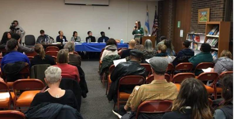Families for Racial Justice & NAME Illinois Sponsored Event on Reparations Won